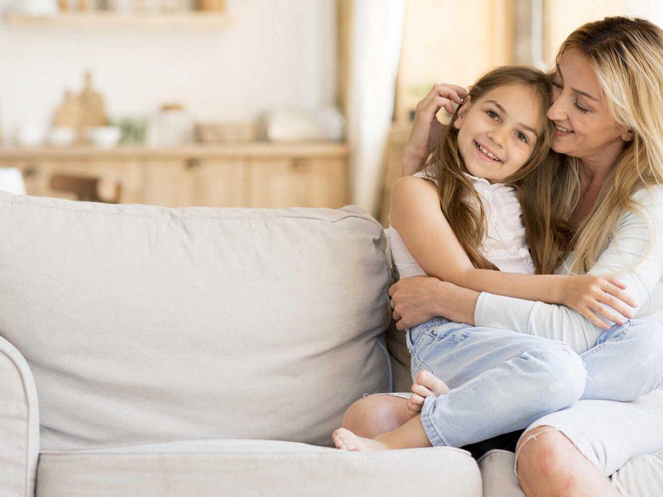 mama z córką odzyskaj kindergeld